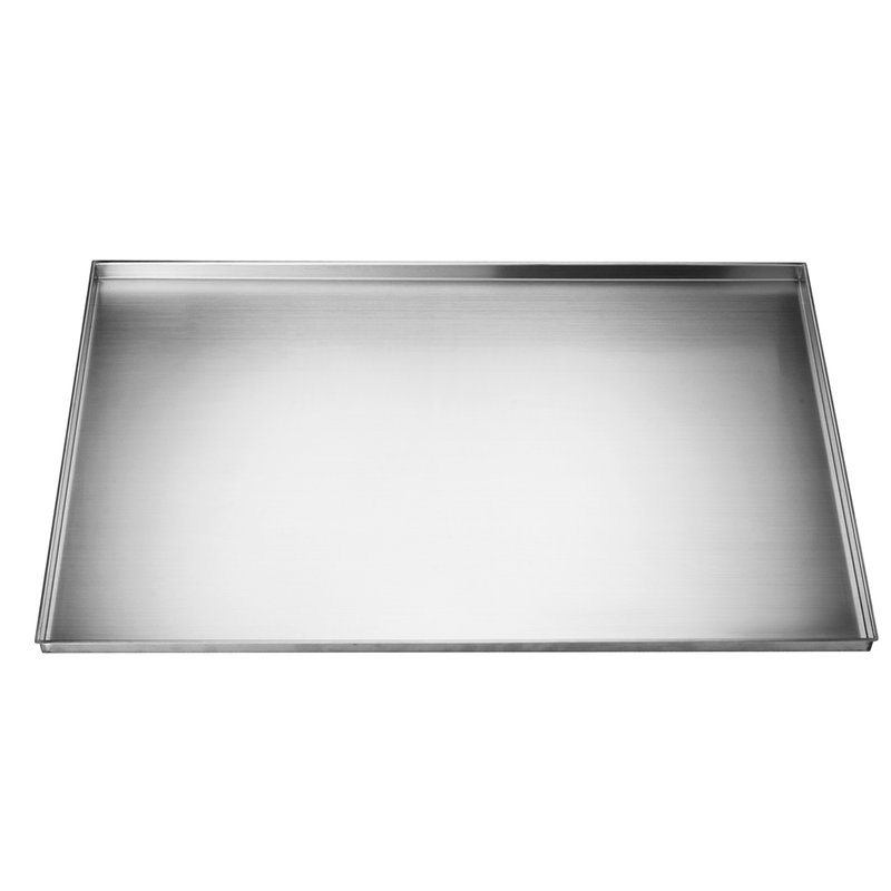 34 X 22 Stainless Steel Under Sink Drip Tray Spill Kit